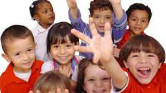 Подарок детям на выпускной в детском саду. Организация выпускного в детском саду