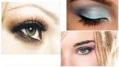 Подбираем макияж для брюнеток с карими глазами