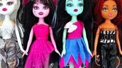 """Подделки кукол """"монстер хай"""". Как отличить оригинал?"""
