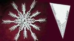 Поделка из бумаги без клея. Снежинки, ангелочки, животные из бумаги: схемы, шаблоны