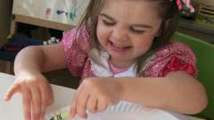 Поделки из арбузных семечек - веселый отдых с детьми