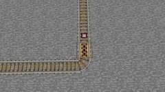 Подробно о том, как в «майнкрафте» сделать поезд