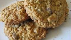 Подробный рецепт овсяного печенья диетического с использованием изюма и корицы