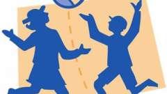 Подвижные игры в лагере: несколько вариантов
