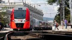 """Поезд """"ласточка"""": схема вагона, расположение мест"""