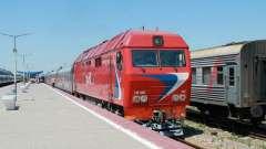 """Поезд """"ростов- анапа"""": как добраться из одного города в другой?"""