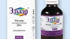 Показания к применению препарата «элькар» для ребенка. Отзывы специалистов