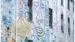 Покраска фасада: чтобы дом был красивым