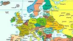 Полный список европейских стран