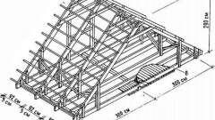 Полувальмовая крыша: фото, чертеж, конструкция, устройство. Как сделать полувальмовую крышу своими руками?