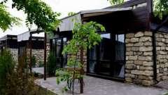 Популярные гостиницы тамани