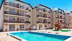 Поселок джемете: гостиницы и отели
