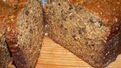 Пошаговый рецепт хлеба из ржаной муки в хлебопечке