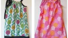 Пособие для начинающих: детское платье своими руками