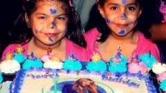 Поздравление двойняшек с днем рождения - дублированное счастье