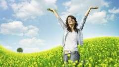Поздравление с днем рождения молодой женщине в стихах