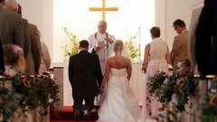 Поздравление с венчанием должно быть красивым!