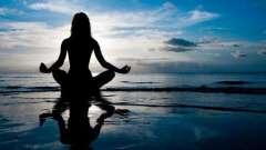 Позы для медитации для начинающих. Лучшая поза для медитации
