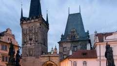 Прага: торговые центры. Шопинг в праге