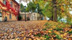 Прага в октябре: погода, обзор достопримечательностей, советы туристам