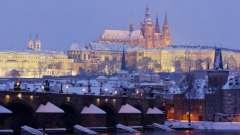 Прага зимой - сказка для взрослых