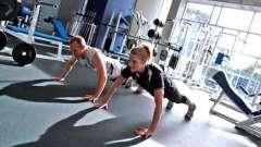 Правильная программа тренировки в тренажерном зале