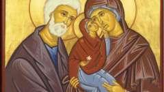 """Православная икона """"иоаким и анна"""": молитва, история и особенности"""