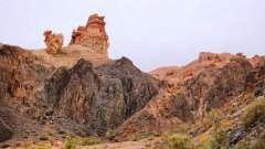 Прекрасные достопримечательности казахстана