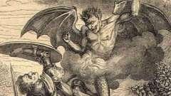 Прекрасный демон аббадон: история и метаморфозы