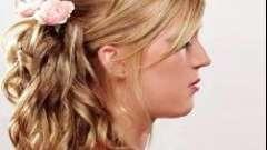 Прически на длинные волосы на выпускной бал