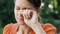 Причины и симптомы конъюнктивита
