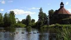 Приозерск. Достопримечательности уникального города