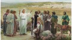 Притчи иисуса христа и их значение в христианском мире