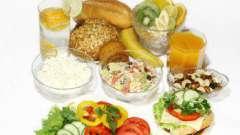 Продукты для правильного питания: список. Полезные продукты для похудения, для очищения организма