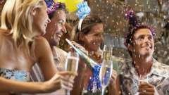 Программа на новый год - лучшие идеи проведения праздника для взрослых и детей