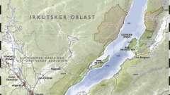 Происхождение озера байкал. Озеро байкал на карте. Возраст байкальской котловины