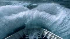 Пролив дрейка: описание, фото