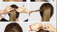 Простая прическа своими руками на длинные волосы за несколько минут