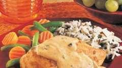 Просто и вкусно: запекаем куриную грудку в духовке