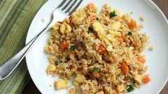 Простой пошаговый рецепт риса в мультиварке