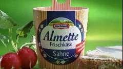 Простые рецепты: альметте (сыр творожный)