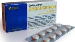 """Противорвотный препарат """"ондансетрон"""": инструкция по применению и описание"""