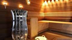 Проводка в бане: электрические приборы, выбор кабеля, правила монтажа