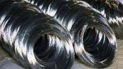 Проволока стальная - необходимый в строительстве материал