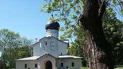 Псковские достопримечательности: гдов и его окрестности