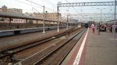 """Путешествие поездом """"москва - абхазия"""". В абхазию на поезде: стоимость билета"""