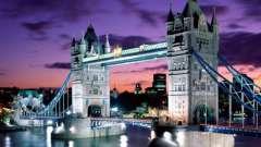 Районы лондона. Соединенное королевство великобритании и северной ирландии