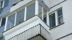 Расширение балкона. Увеличение площади балкона