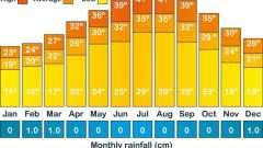 Рассмотрим, какая погода в дубае по месяцам