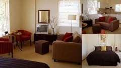 Расстановка мебели в однокомнатной квартире: интересные идеи, правила и советы специалистов